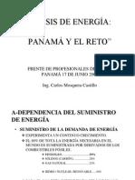 CONFERENCIA CRISIS DE ENERGÍA.  17 DE JUNIO DE 2008