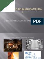 Introduccion Procesos de Manufactura