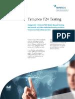 Temenos T24 Testing