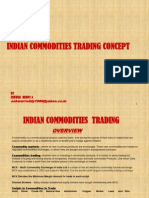 Indian Commodities Trading