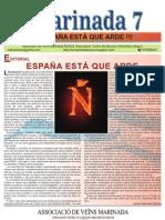 Marinada7 nº 22 Agosto- Septiembre 2012