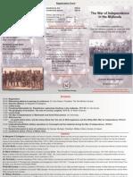 Conference Leaflet 2011