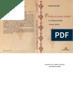 Florilège de poésies kabyles - Boualem RABIA