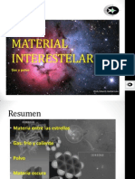 Material Interestelar
