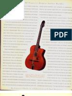 The Selmer Guitars