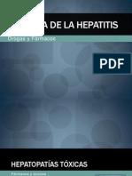 Patología de la Hepatitis