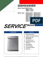 SamsungDishwasherDMR57DMR77DMR78ServiceManual
