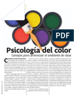 Color Psicology