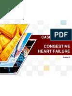 Congestive Heart Failure Case Study