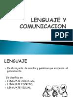 Lenguaje y Tecnicas Exposicion Exp