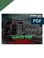 Muni Haunted Tour SZW