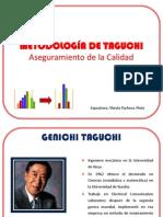METODOLOGÍA DE TAGUCHI