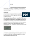 SPM Mathematics Tips