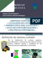 Sistema Contable Expo 3