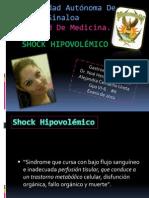 No. 6 Shock Hipovolemico