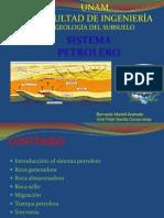 Sistema Petrolero 2013