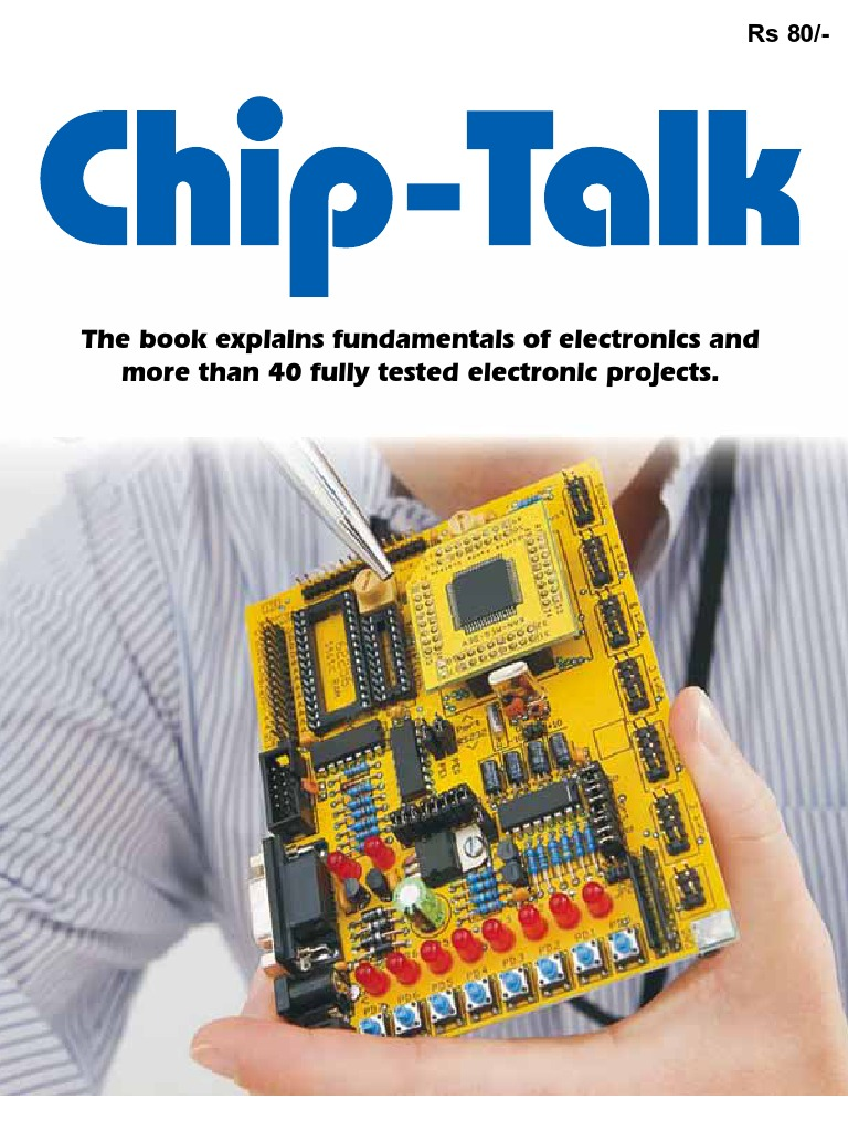 Chip Talk Electronics Experimenters Poject Book Inductor Resistor Active Fm Antenna Amplifier By C2570