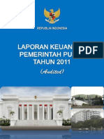 LKPP 2011 Audited