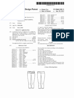 Lululemon Astro pants patent