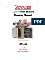 SCR Power Theory Training Manual - TM-PK501-SCR-Power