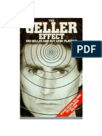 13228762 Uri Geller the Geller Effect