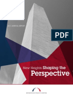 Bipartisan Policy Center's 2011 Annual Report
