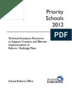 Priority School Packet Sept 2012