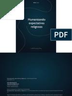 Humanizando expectativas religiosas