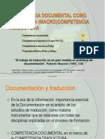 Competencia Traductora