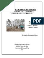 Glossário de Termos em Inglês - Engenharia Florestal