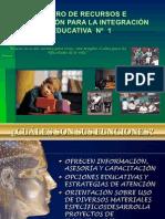 Presentación PAT CRIE 2009-2010