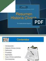 semiología HC HSVP Andrés Mñoz