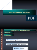 Open Interfaces