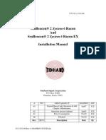 SeaBeacon 2 System 6 Racon Manual