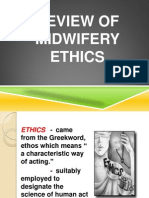 Review of Midwifery Ethics