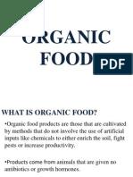 MR ( Organic Food)