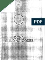 Doha Building Code
