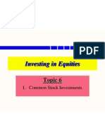 equity role