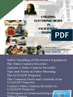 Utilizing Electronic Multi Media