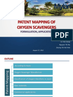 Patent Mapping of Oxygen Scavengers Formulation,Application_Group 2_120816
