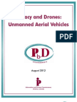 UAV Privacy Issues
