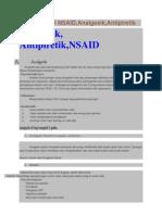 Farmakologi NSAID
