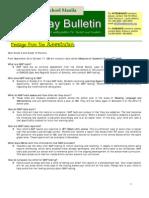 HS Friday Bulletin 09-20