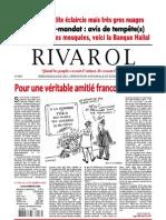 Rivarol n° 2927