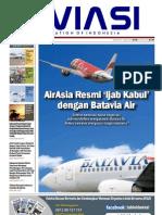Tabloid Aviasi Agustus 2012