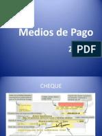 Medios de Pago  Letra de Cambio Pagaré y Cheque