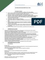 criterios Recuperación DE MATEMÁTICAS 2º ESO 12-13