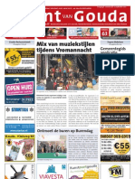 De Krant Van Gouda, 20 September 2012