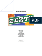 Zest O Corporation