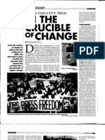 In the Crucible of Change (PJRR September 2008)